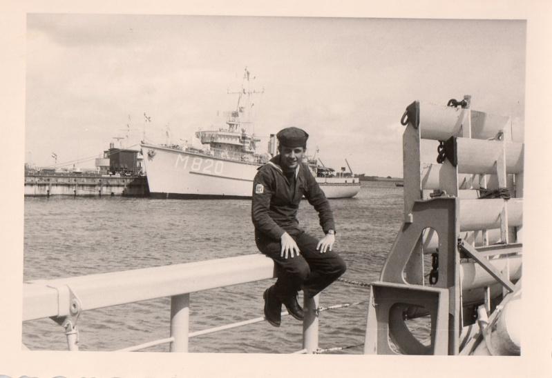 1969 - In de Nautische School Lombardsijde - Radar Operators Img00510