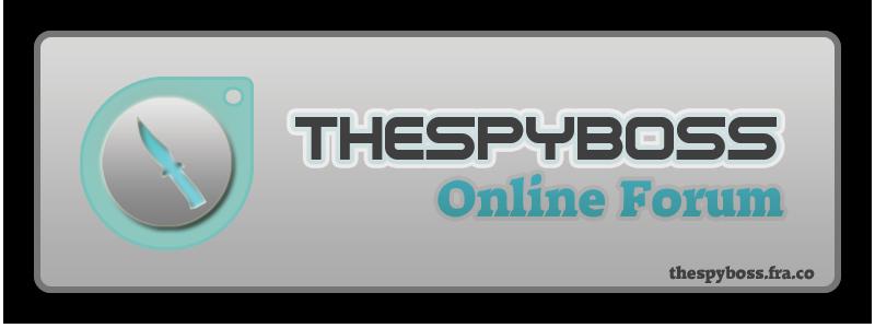 créer un forum : The Spy Boss™ Foruml10