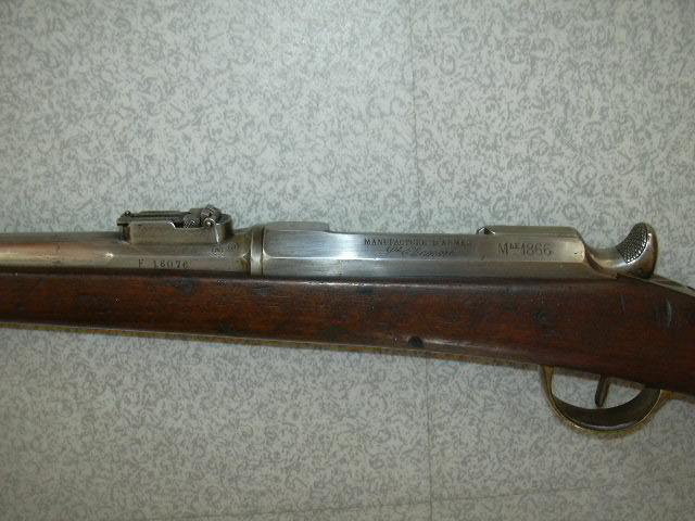 Chassepot de gendarme à pied 1873 Chasse11