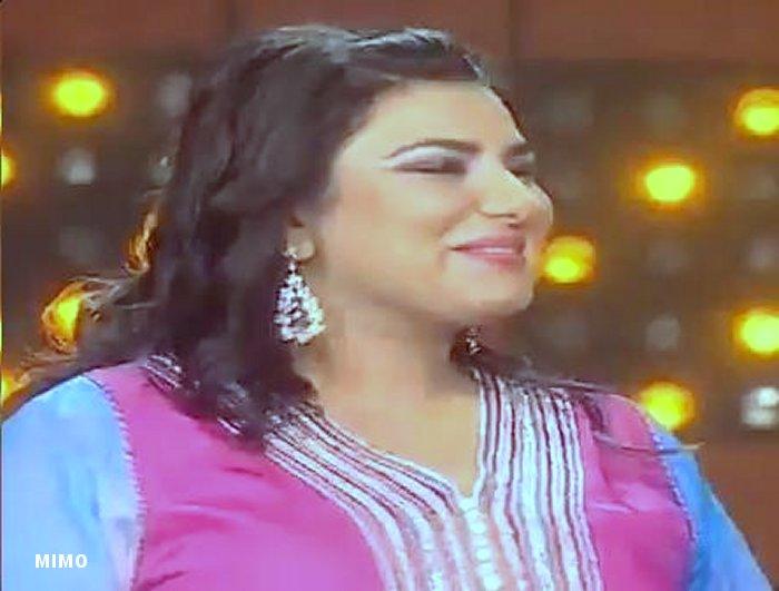 beaute -  Laila El Berrak  ليلى البراق , quand la beauté  et la noblesse s'allie a l'art Mimoun15