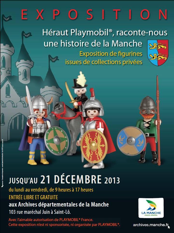 Expo Histoire La Manche pour les petiots 10040010