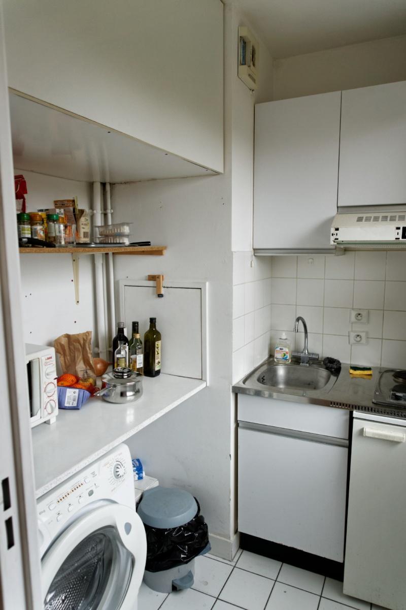 Déco pour la cuisine d'un studio Cuisin11