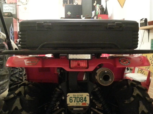 Reverse light for your grizzly  20130418