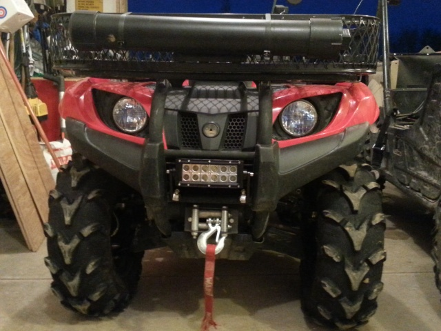 Reverse light for your grizzly  20130420