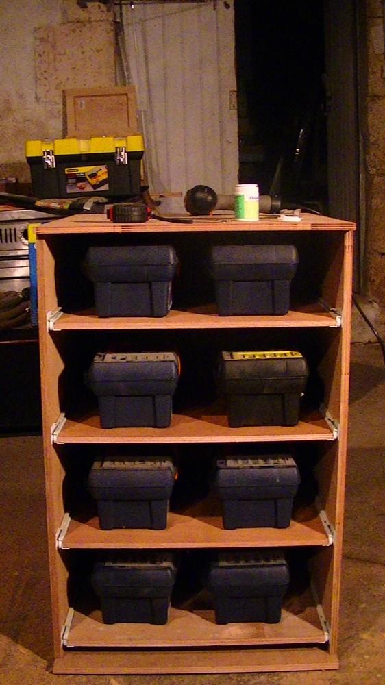 meuble pour caisse a outils 01210