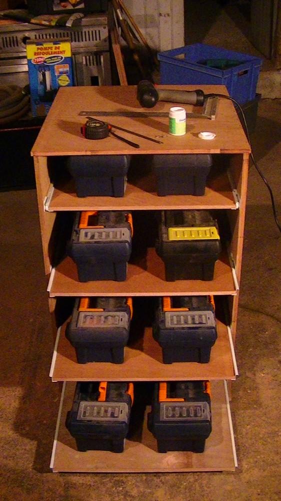meuble pour caisse a outils 01310