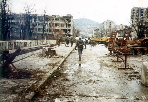 27/05/95: Assaut sur Sierra Victor Yougo110