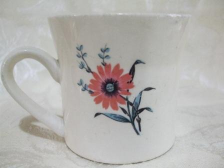 No name Pink Daisys on Forma Cup Floral12