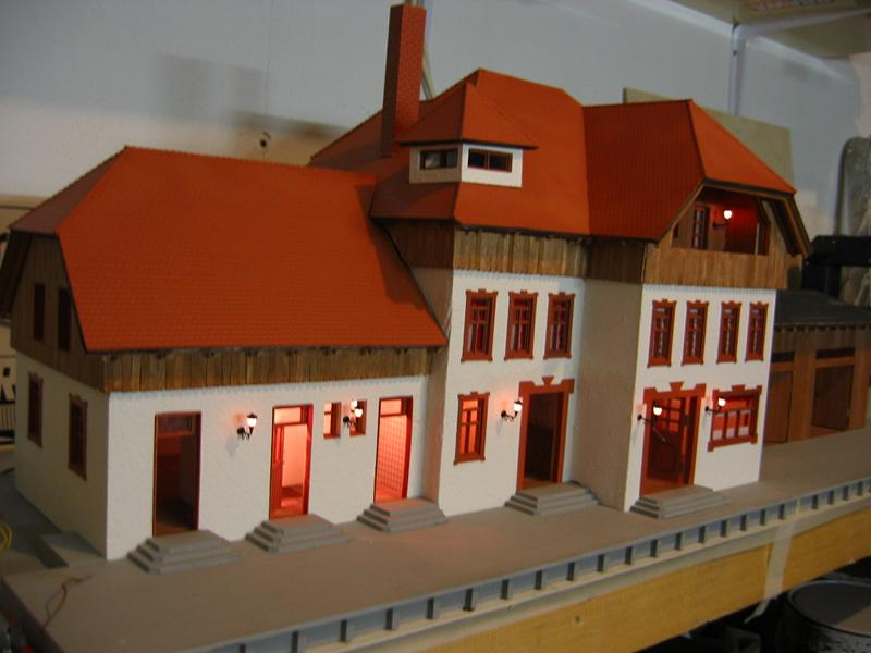 Bebilderter Baubericht Bahnhof Spur 1 (1:32) Img_0114