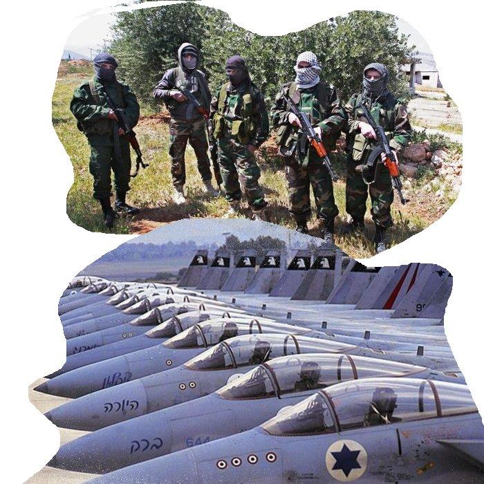 Israel en danger  إسرائيل في خطر   Mimoun15