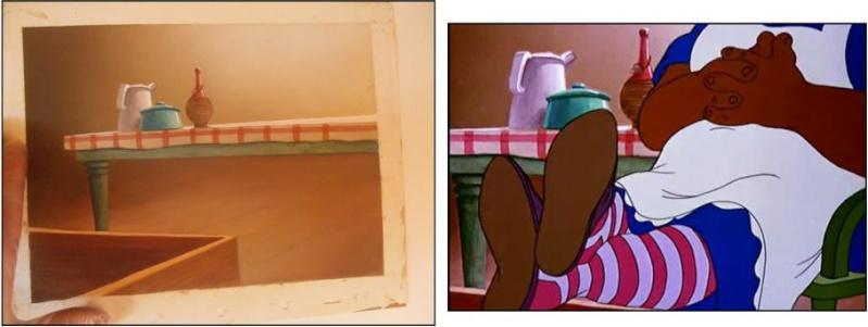 Celluloïd Studio Disney   - Page 2 Cleo10