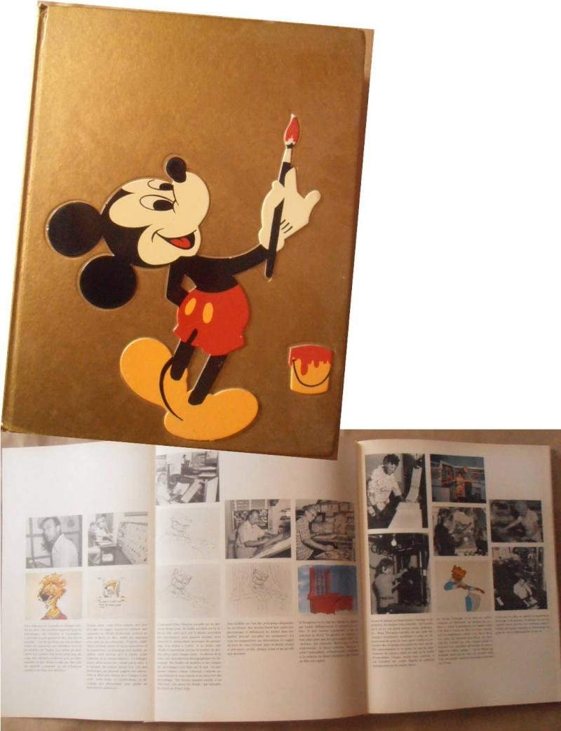 Celluloïd Studio Disney   - Page 3 Livre_10