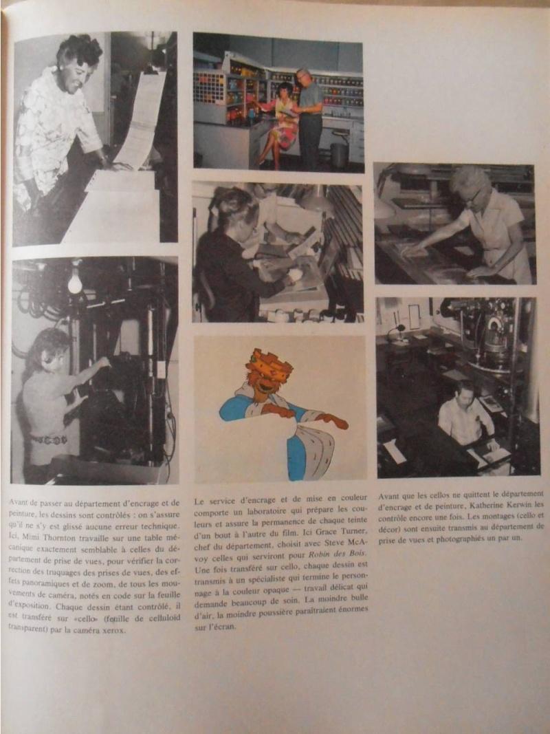 Celluloïd Studio Disney   - Page 3 Livre_11