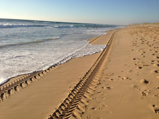 Couché de soleil a Lacanau Ocean par Forum du Médoc  10982410