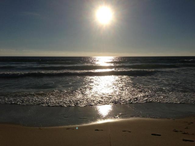 Couché de soleil a Lacanau Ocean par Forum du Médoc  10985010