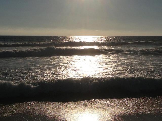 Couché de soleil a Lacanau Ocean par Forum du Médoc  10985310
