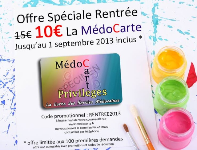 La MédoCarte  11576210