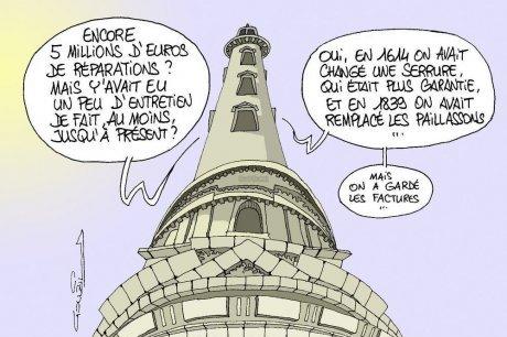 Les dessins humoristiques du Journal Sud Ouest sur l actualité du Médoc - Page 2 11827210