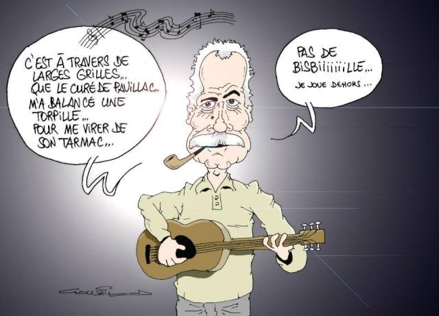 Les dessins humoristiques du Journal Sud Ouest sur l actualité du Médoc - Page 2 99985110