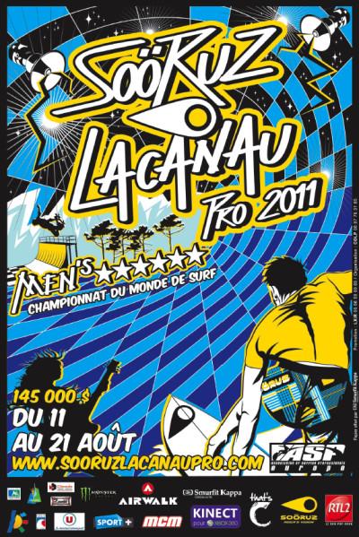 Lacanau Pro et ses 34 Affiches  Affich11