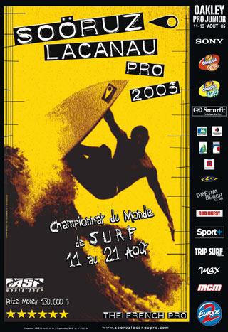 Lacanau Pro et ses 34 Affiches  Affich12