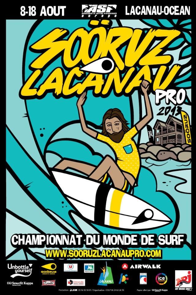 Lacanau Pro et ses 34 Affiches  Affich13