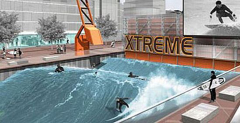 Pour la création d'un surf park à Bordeaux (vague artificielle ) London10