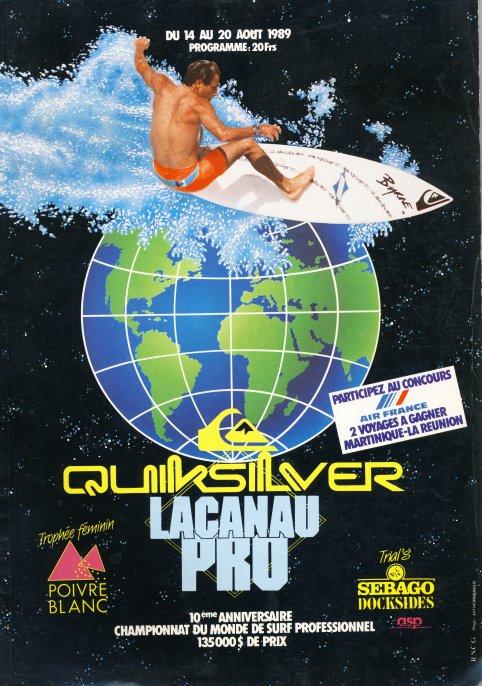 Lacanau Pro et ses 34 Affiches  Lp89pr10