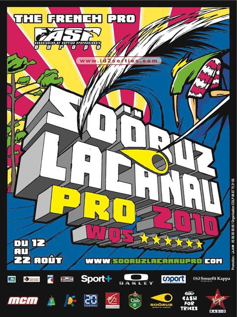 Lacanau Pro et ses 34 Affiches  Sooruz10
