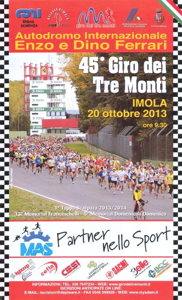 45° Giro dei Tre Monti - Imola 20/10/2013 3monti10