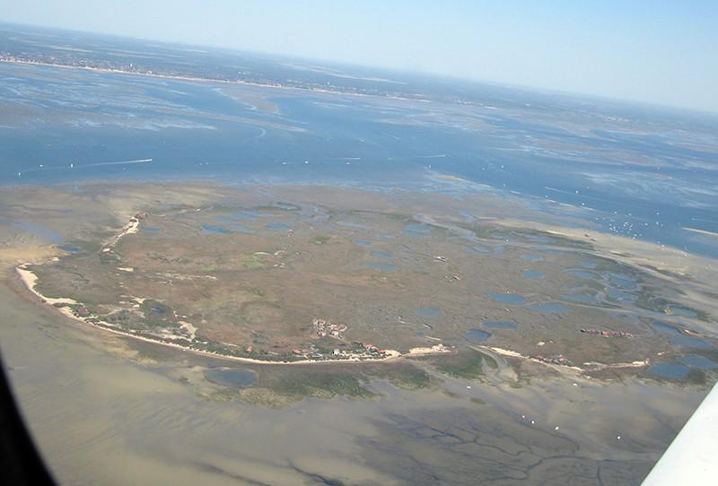 Survol du Bassin d'Arcachon - Gironde - France Img_3111