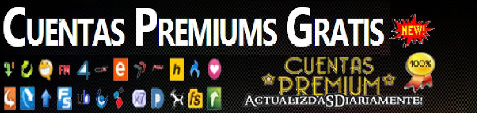 Cuentas Premium Vip