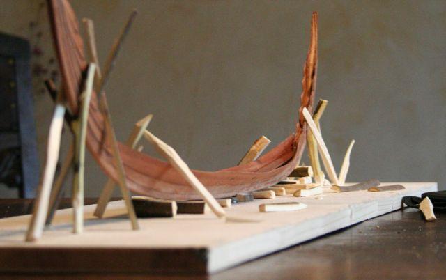 Wikingerschiff Skuldelev 3 / Teil I 2ter_p10