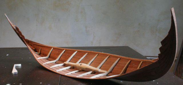 Wikingerschiff Skuldelev 3 / Teil I 5_plan10