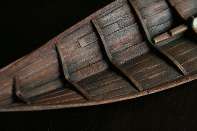 Wikingerschiff Skuldelev 3 / Teil I Farbe_10