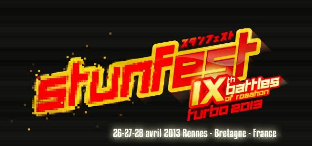 Evénement Bretagne STUNFEST 2013 Logo-s10