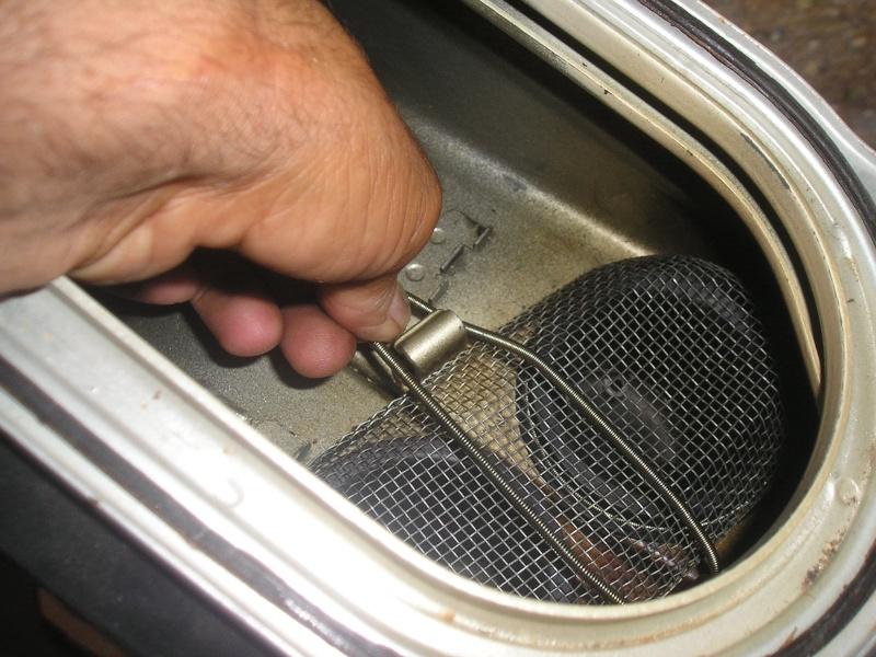 démontage carbus et nettoyage P1010020