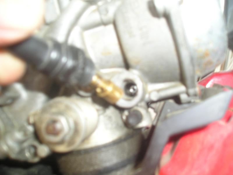 démontage carbus et nettoyage P1010029