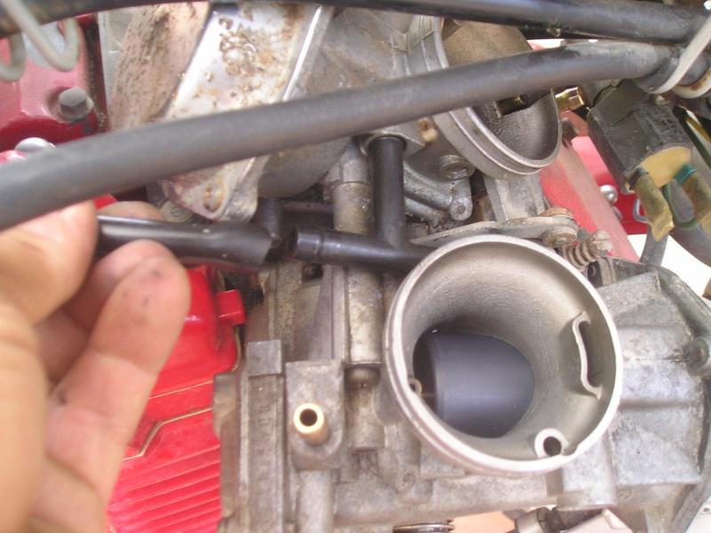 démontage carbus et nettoyage P1010034