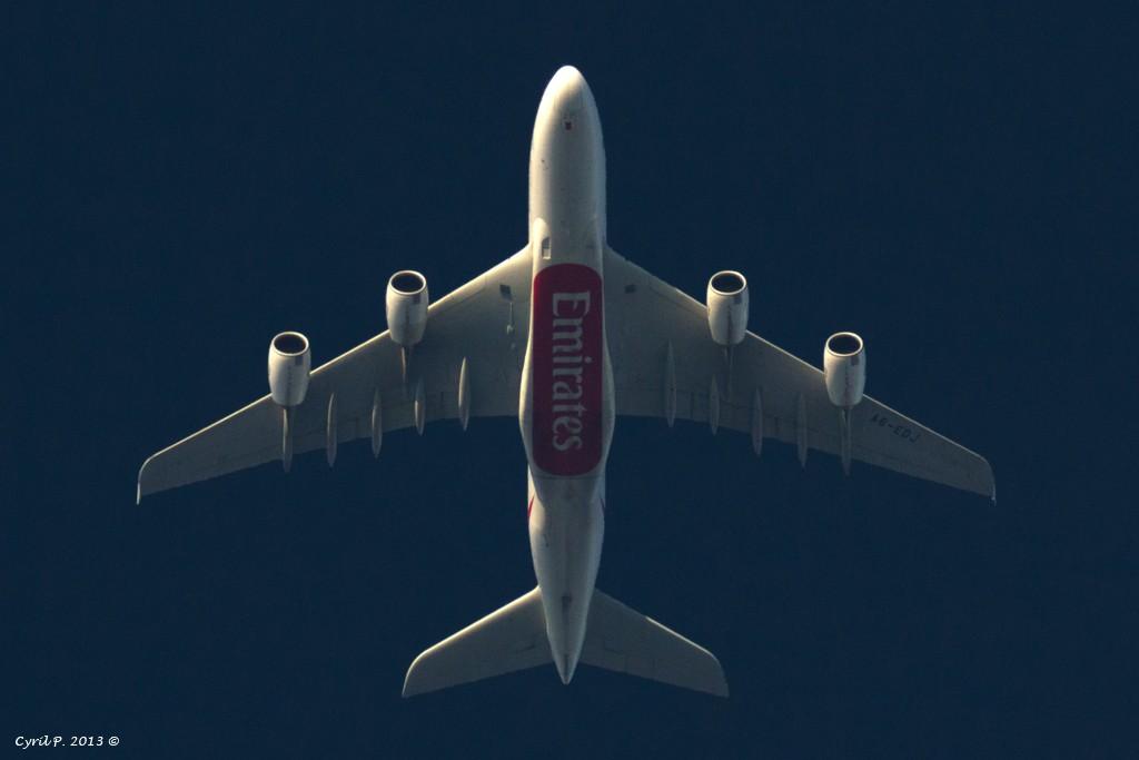 Avions en vols pour CDG à la lunette astronomique Img_0110