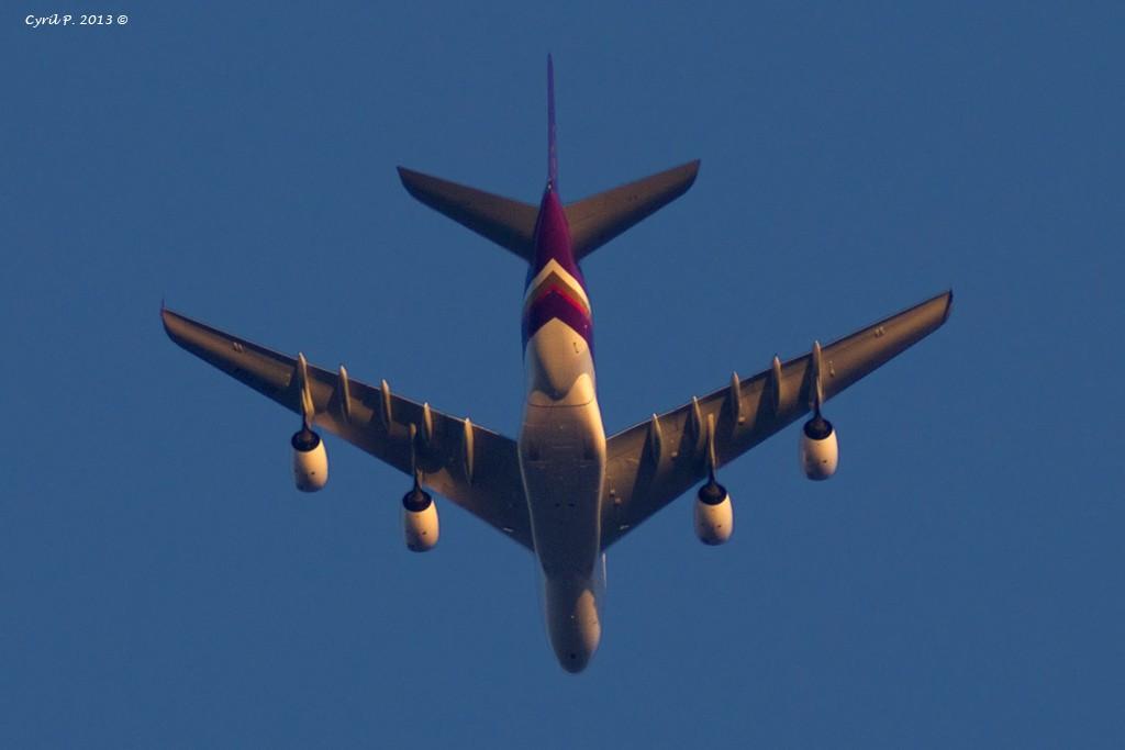 Avions en vols pour CDG à la lunette astronomique Img_1211