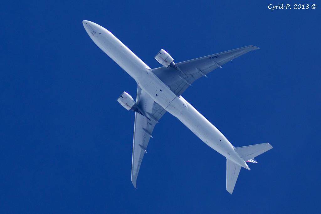 Avions en vols pour CDG à la lunette astronomique Img_1311