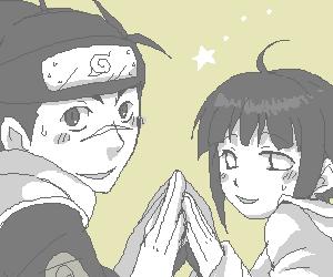 Iruka x Hinata Iruhin10