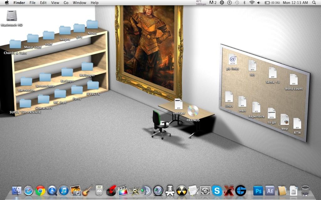 lts see how ur desktop looks like ;) Screen14
