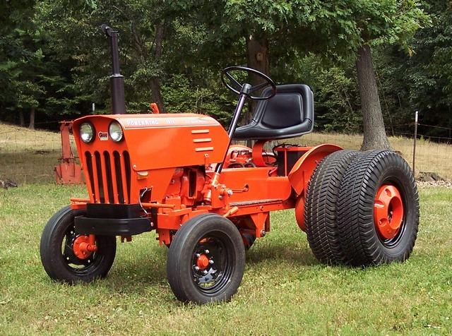 dually mower Dualli10