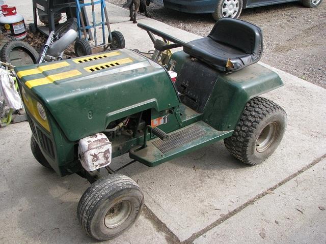 General Mayhem- Race Tractor Origin10