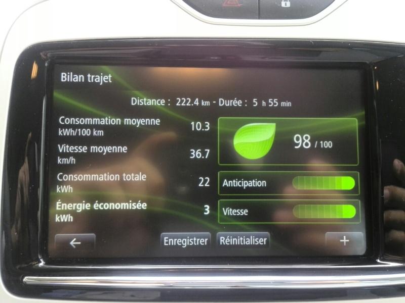 222.4 km sans recharger ! Mieux que les 210 km en NEDC ! 20130910