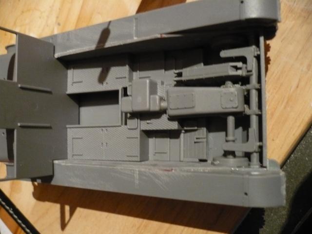Bergepanzer 1:35 C7P  P1070830