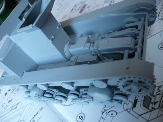 Bergepanzer 1:35 C7P  P1070836