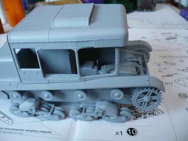 Bergepanzer 1:35 C7P  P1070839